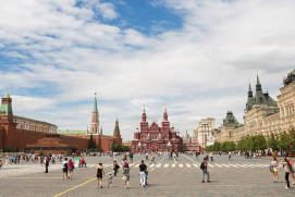 Red Square and Its History