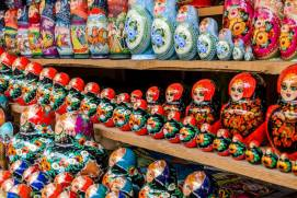 Arts and Crafts of Moscow Region