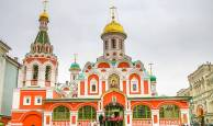 Kazan Cathedral in Moscow