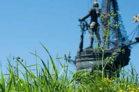 Sightseeing in Moscow: A Two-Day Spring Walking Itinerary