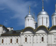 Church of the twelve apostles and the Patriarch's palace